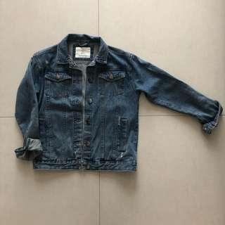 Cotton On Boyfriend Oversized Denim Jacket