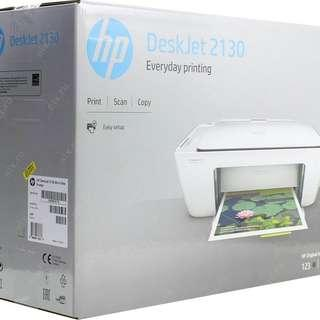 HP Printer 2130 (with free🎁gift) #SBUX50