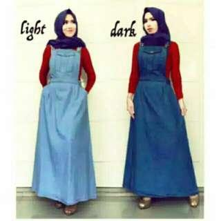 Rok Overall Jeans