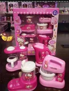 Hello kitty 4in1 toy set