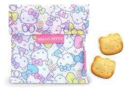 7-11 hello kitty 環保麺包袋