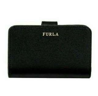 Furla Babylon Zip Around Onyx Wallet