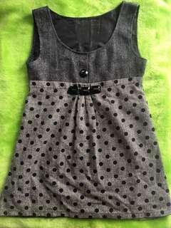 Cute Mini Dress (PRELOVED)