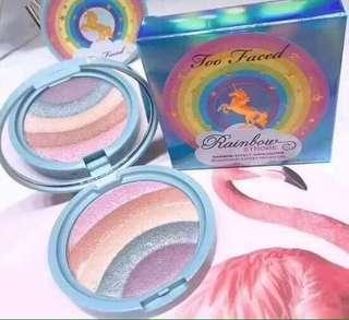 Unicorn shade eyeshadow