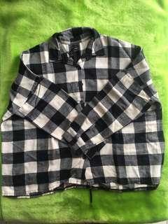 Braided Shirt (Kemeja Flanel) PRELOVED