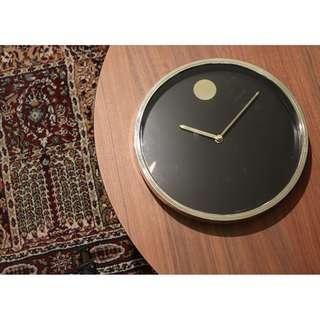 Museum Dial Wall Clock