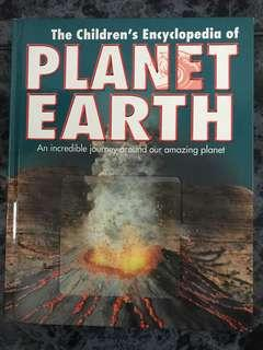 The children's Encyclopedia Of planet earth