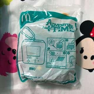 BN Adventure Time BMO MacDonalds Toy