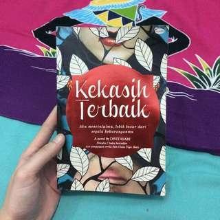 Novel Kekasih Terbaik by Dwitasari