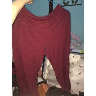 Preloved celana bershka