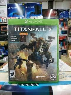 🆕 Xbox One Titanfall 2