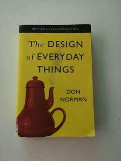 The Design of Everyday Things (Don Norman)
