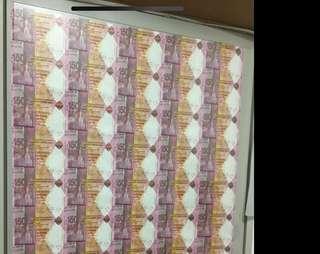 匯豐150周年紀念鈔 (多款)