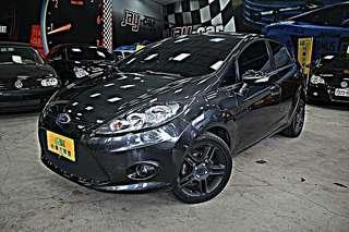 2012年 Ford Fiesta 1.6 5門