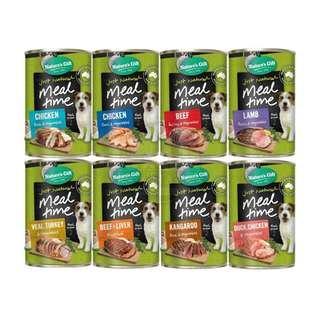 🐶🐾 Natural's Gift Dog food 700g