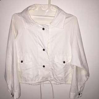 ZARA parka outer jacket
