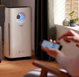 Philips Connected Air Purifier AC3259