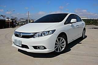 2013年 Civic 1.8頂級