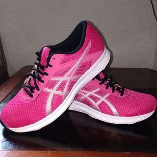 ASICS Pink Womens shoes