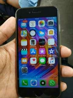 Iphone 6  64 Gb Mulus