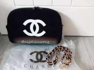 Sale🌹Chanel Bag follow winter VIP chain bag for skin care White