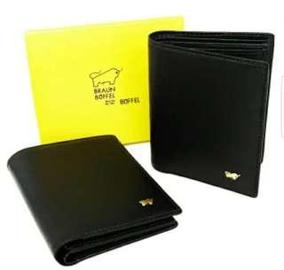 3 DIMENSIONAL GENUINE LEATHER WALLET