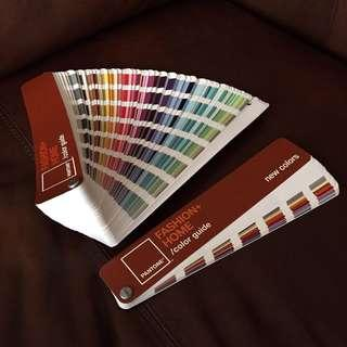 New Pantone Colour Guide Chart for Design Fashion, Home & Interiors (NEW)