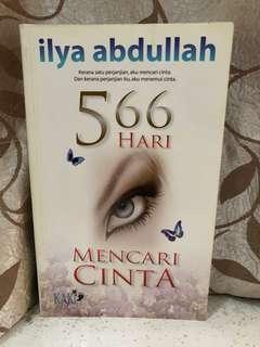 566 Hari Mencari Cinta
