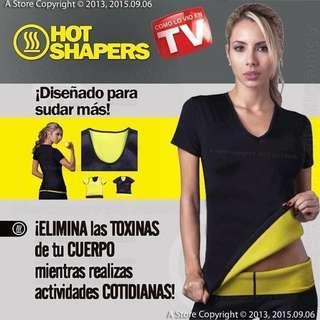 Hot Shaper Clothes/Baju Pembakar Lemak Hot Shaper