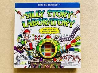 Silly Story Laboratory Reading Activity Book