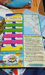 Caribbean Resort Ticket