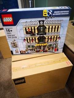 LEGO 10211 Grand Emporium 百貨公司