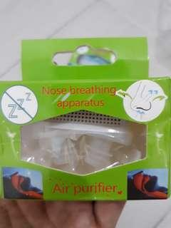 (READY STOCK)NEW Stop Snoring Nose Breathing Air Purrifier #NEW99