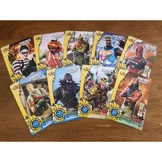 Fortnite Game Cards Save the World Sale
