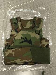 Ranger body armor (RBA)