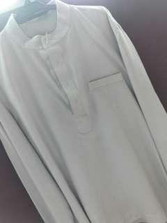 Linen Baju Melayu