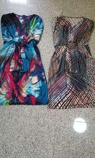 Clearance Sale Vintage Dresses 2 Pcs Offer ($18 only)