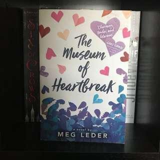 The Museum of Heartbreak - Meg Leder
