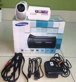 Full HD Memory Camcorder for Sale