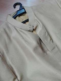 Baju Melayu Coat Style