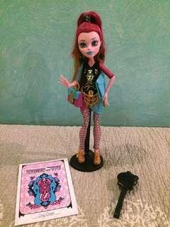 Gigi Grant Doll (Monster High)