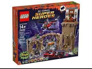 Lego 76052 batcave classic Batman