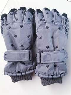 Winter Ski Gloves for 8 years old and above