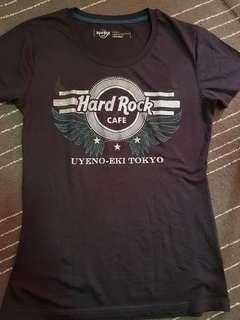 Authentic Hard Rock Tshirt