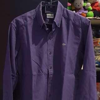 FS Lacoste shirtsz 38 fit S-M