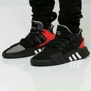 c661bae68 Adidas EQT Bas ADV Black Red