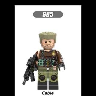 Lego Compatible Cable
