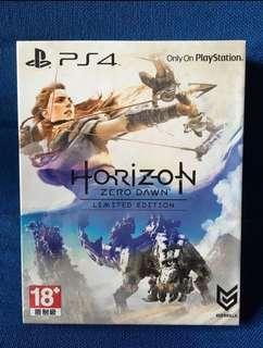 Horizon Zero Dawn LIMITED EDITION