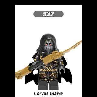 Lego Compatible Corvus Glaive