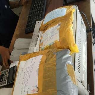Kirim paket